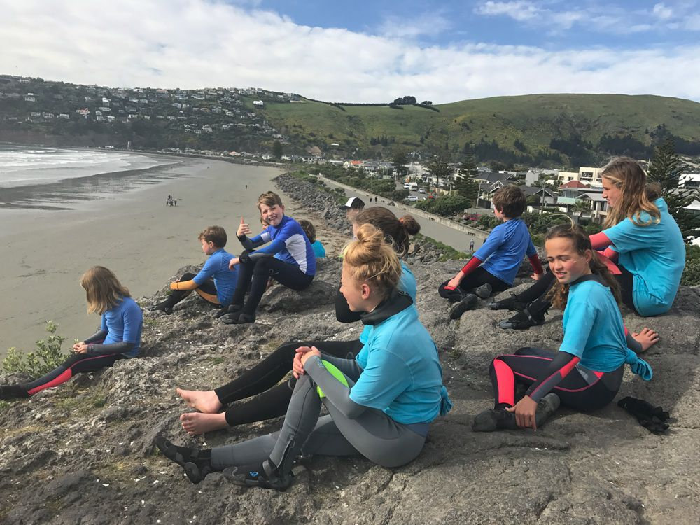 School Holiday Surf 5 lesson pack