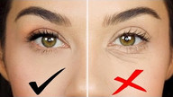 Stop Your Concealer From Creasing