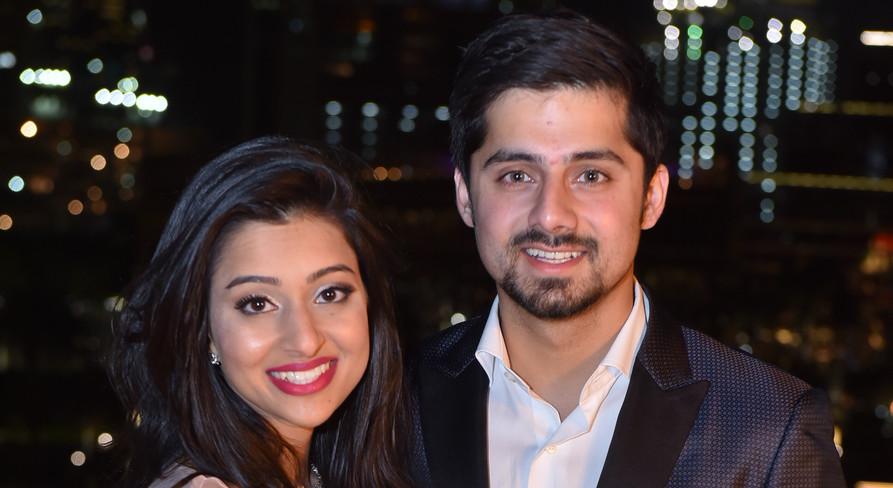Mugdha & Pranav
