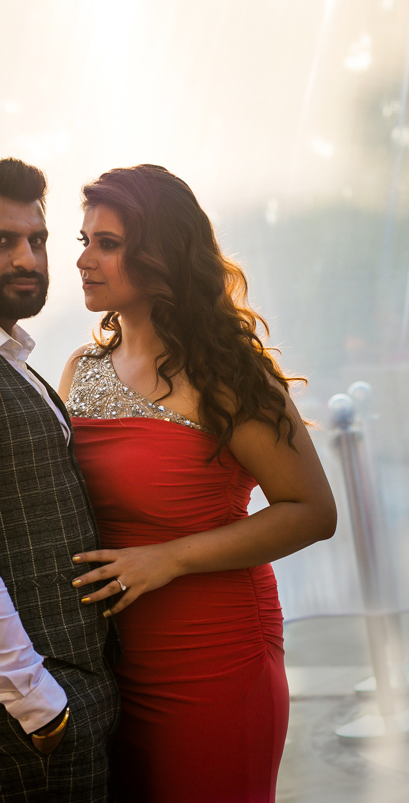 Rima & Tushar