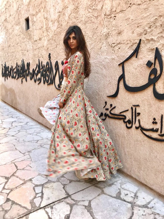 My Fashion Diary: The Summer Oasis by Anoli Shah