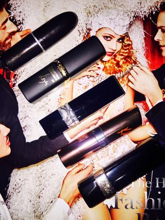 Favorite Five Red Lipstick shades