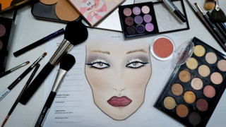 The NEW creative makeup skill I learnt as a Pro Makeup Artist!