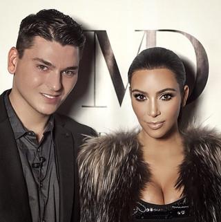 Inner beauty secrets of Kim Kardashian's makeup artist