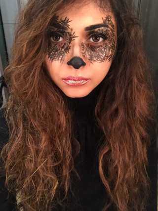 My Halloween Makeup 2016