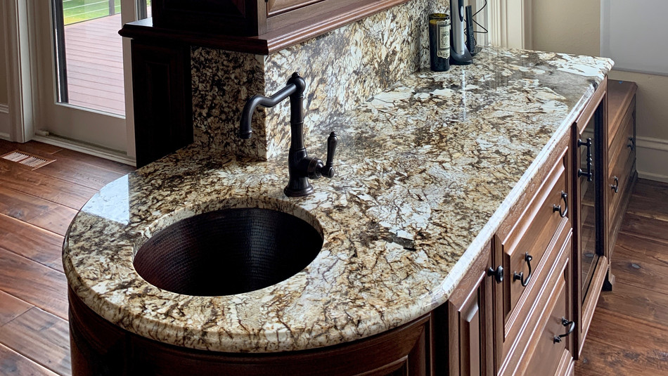 Granite Wet Bar in Oconomowoc WI