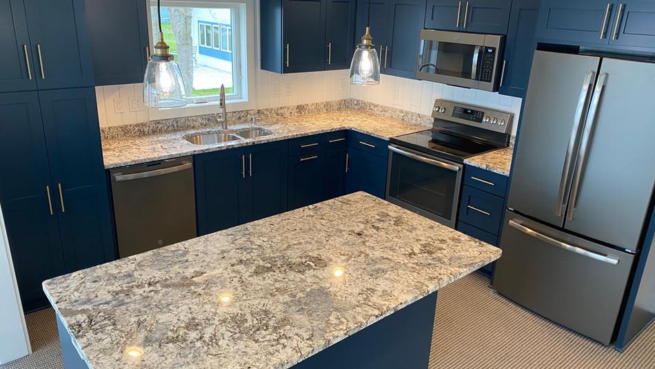 Door County WI Granite Kitchen Countertops