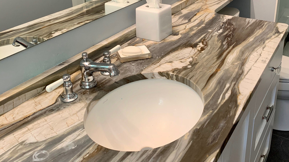 Granite Bathroom Vanity Door County