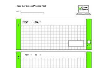 Arithmetic Practice Tests - Y6.jpg