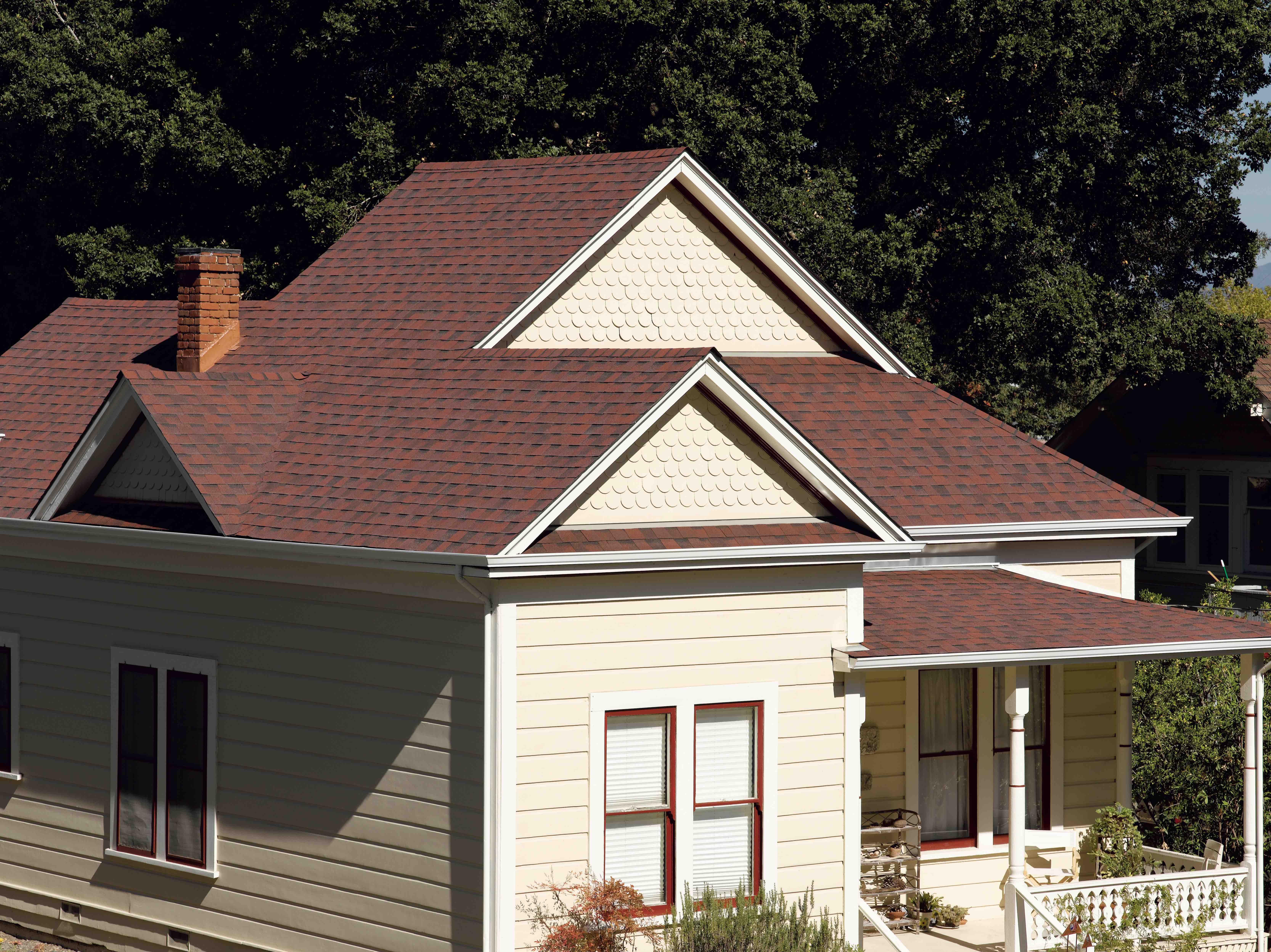 Landmark Cottage Red