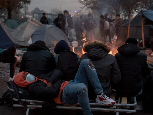 "The Dismantling of the République ""Camp"": How the ""Migrant Hunt"" in France Became Visible"