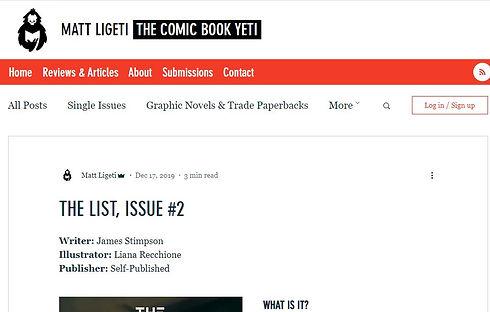 Comic Book Yeti #2.JPG