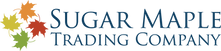Sugar Maple Logo (Horizontal--deep blue)
