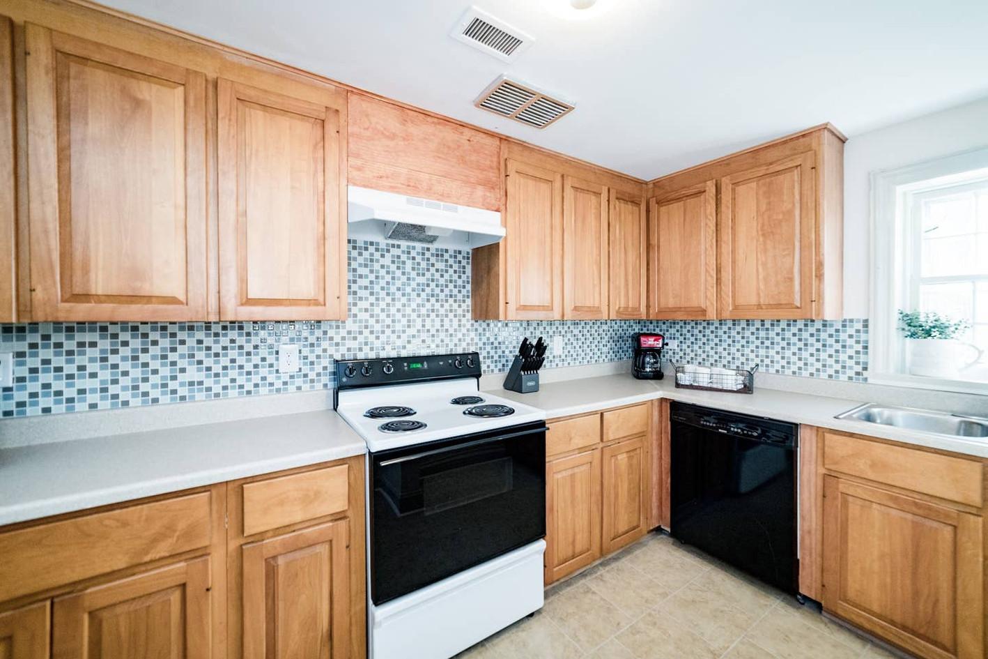 Retreat House - downstairs kitchen