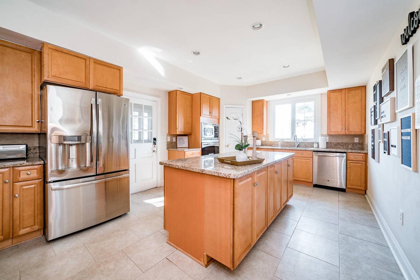 Retreat House - kitchen