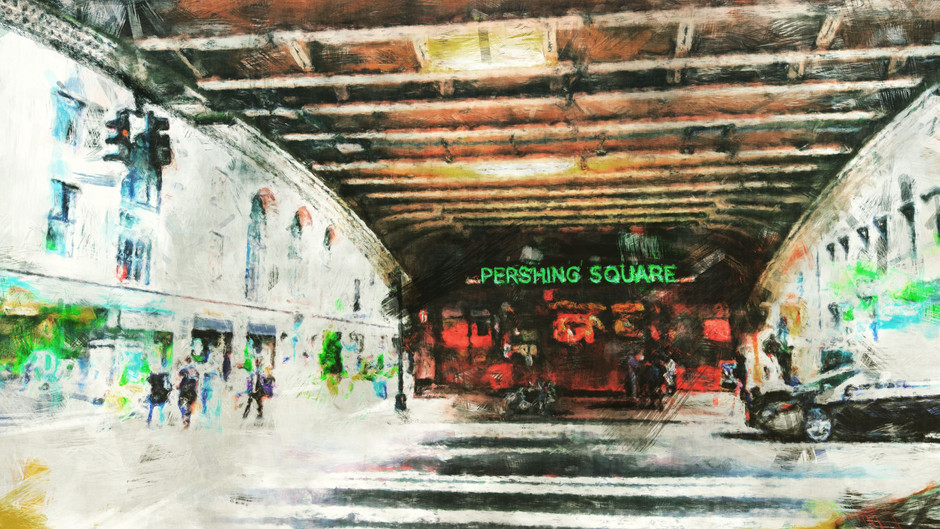 Pershing Square Inpressions