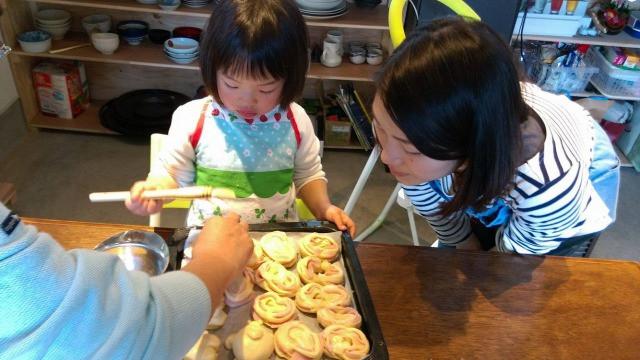 英語でパン教室@CoCoRu