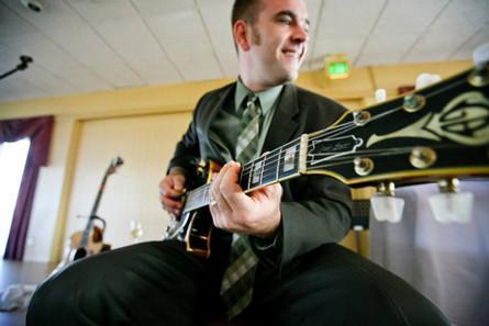 Brian Mesko, guitarist