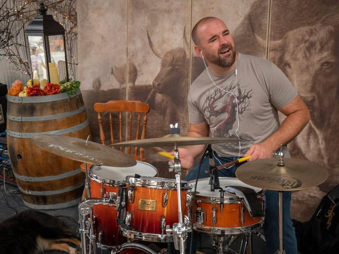Brian Mesko, drummer