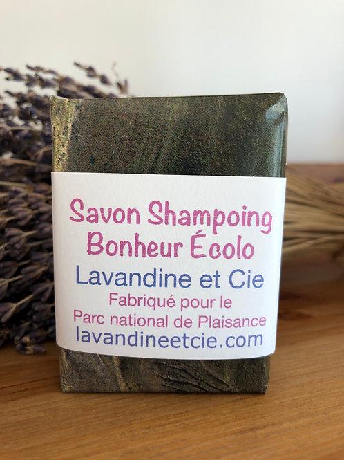 Savon shampoing Bonheur Écolo