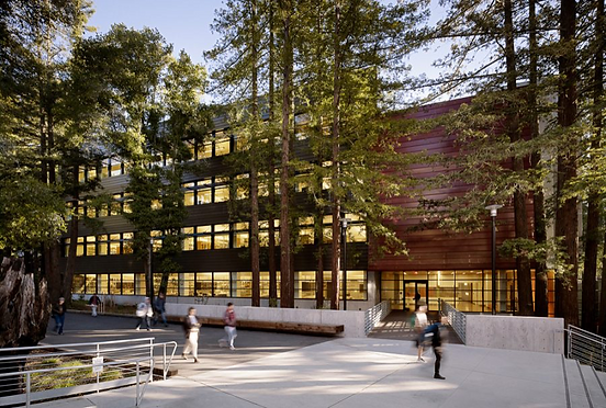 The Biomedical Building, UCSC