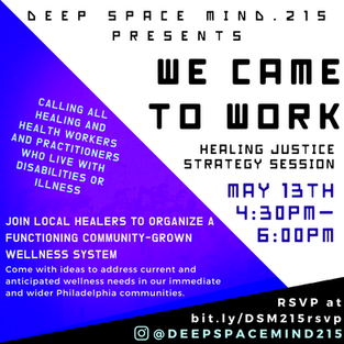 Upcoming Deep Space Mind Workshops!