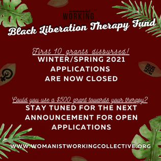 Black Liberation Therapy Fund 2021