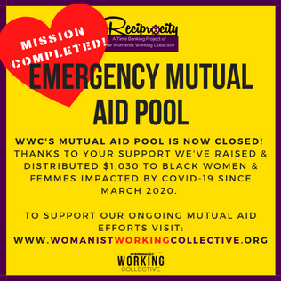 Reciprocity Emergency Mutual Aid Pool is now closed!