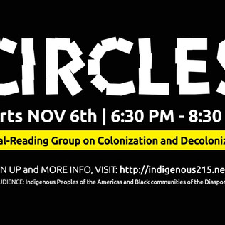 CIRCLES | Radical-Reading Group on Colonization, Decolonization, and Liberation