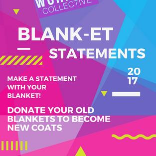 Blank-et Statement: Box Decoration