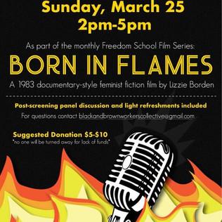 Freedom School Series: Born In Flames