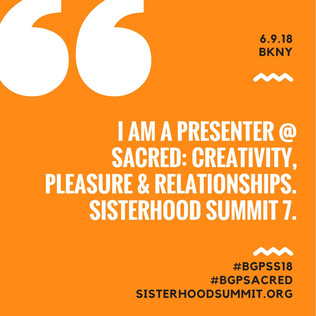 Join us on June 9th in Brooklyn, NY for the final Black Girl Project Sisterhood Summit!