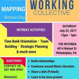 Membership Vision Mapping Retreat