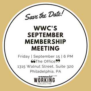 WWC September Membership Meeting