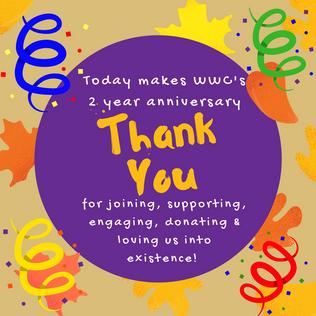WWC's 2 year Anniversary