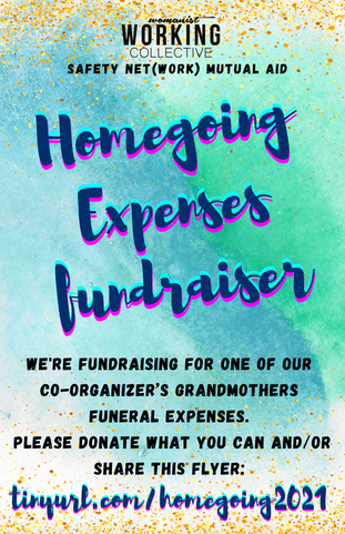 Homegoing Expenses Fundraiser!