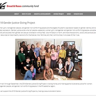 Redistributing Resources for Gender Justice