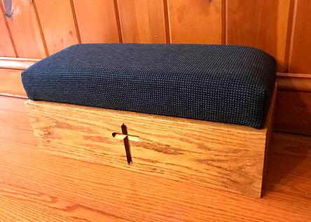 Prayer cushion with Storage