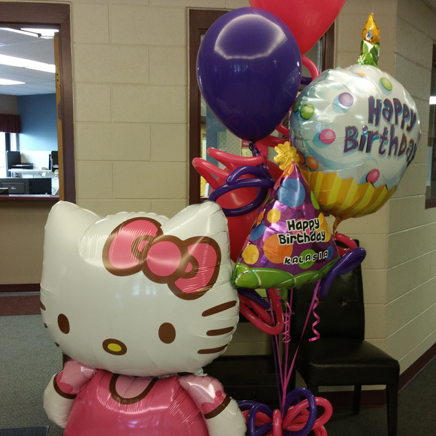 Hello Kitty Birthday Delivery