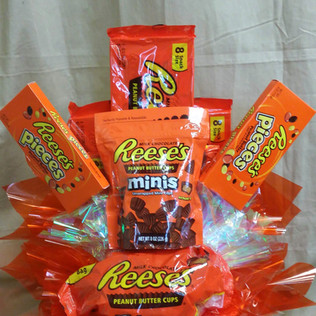 Reese's Them Candy Bouquet
