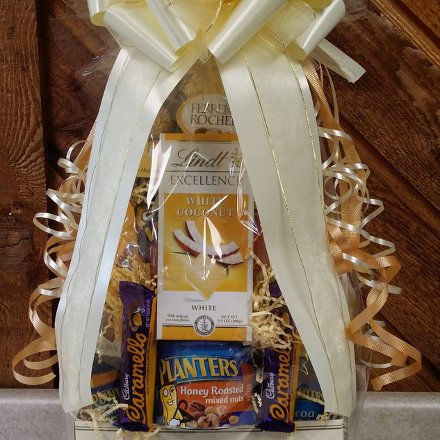 Cutom Gift Basket