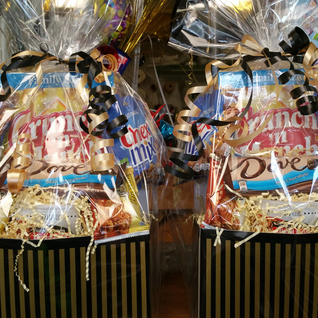 Purdue Theme Gift Basket