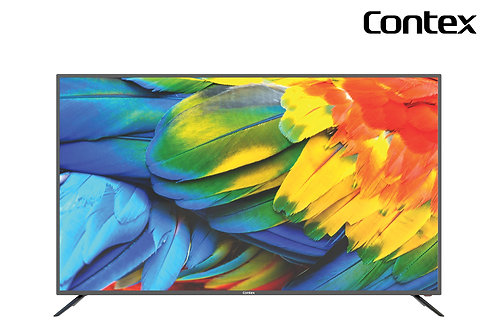 "Contex 65"" 4K UHD Smart TV 全新智能電視型號"