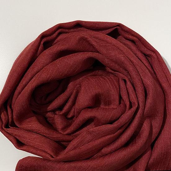 Deep Red Modal Hijab