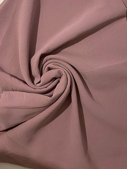 Essential Chiffon Hijab Mauve Mink