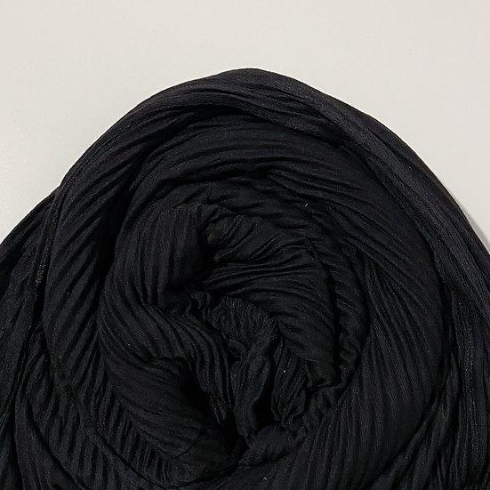 Classic Pleated Jersey Hijab