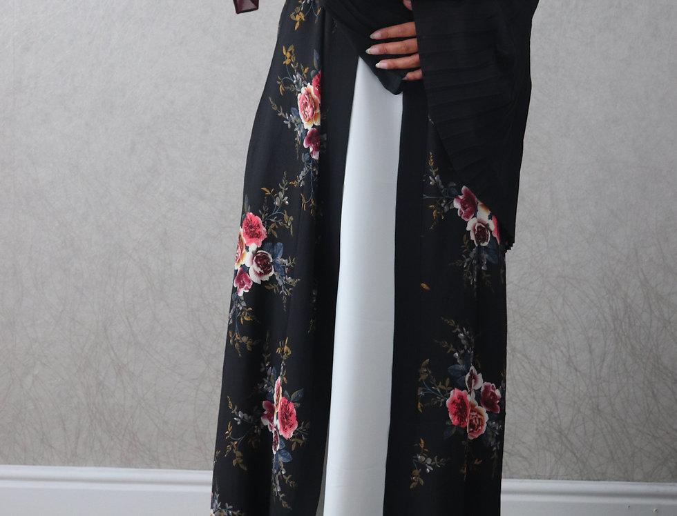 Raniya Bell Sleeve Kimono