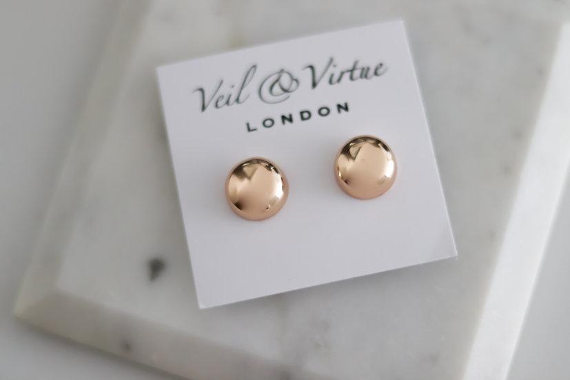 Magnetic Hijab Pin Set - Gold
