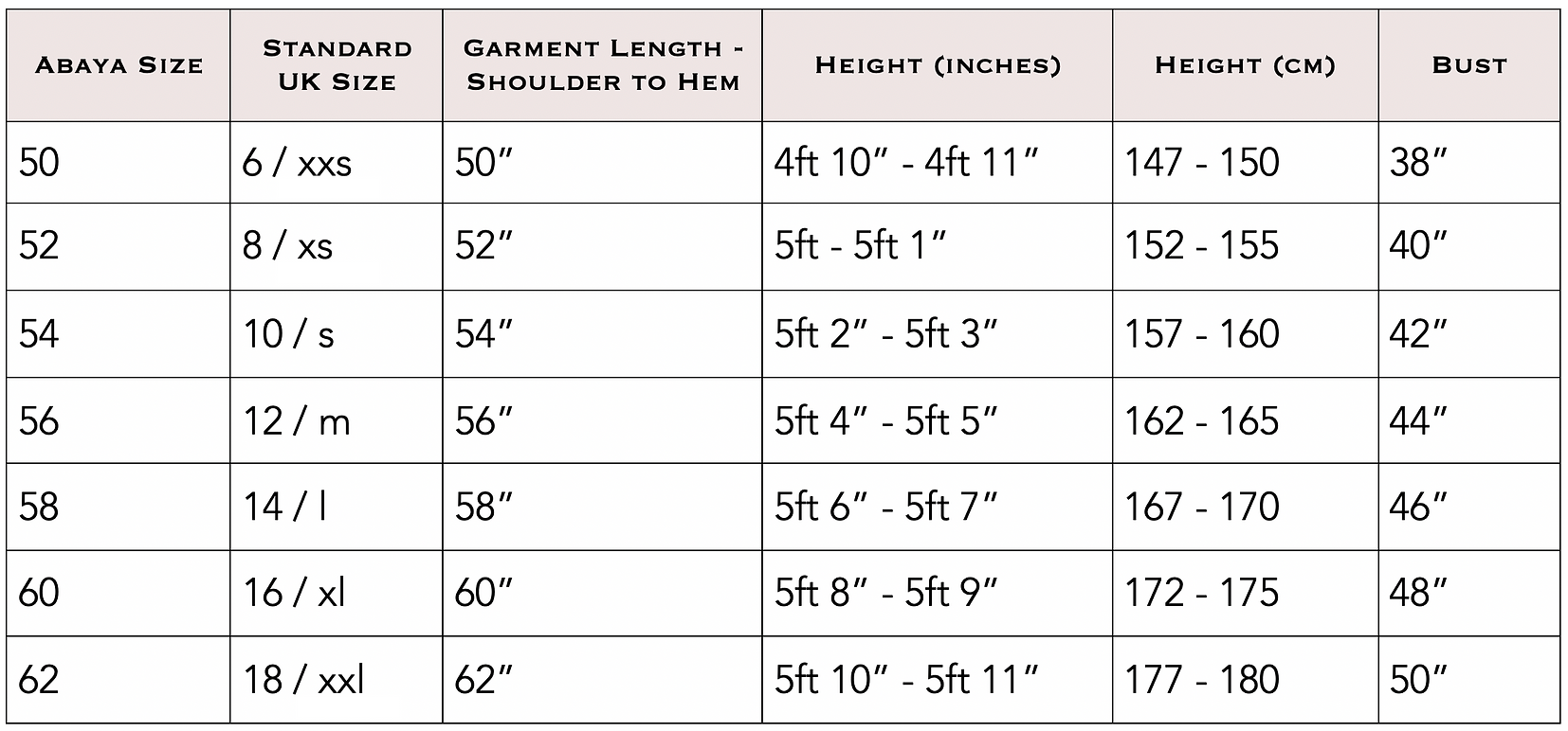 Abaya Size Guide.png