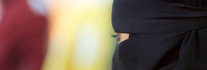 Single Layer Niqab
